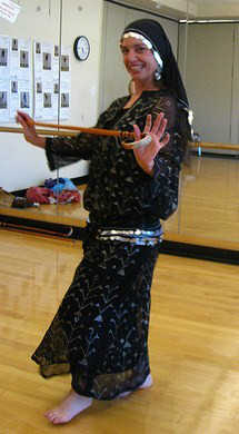 Image of Aniysa Middle Eastern Dance Class