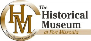 The Historical Museum at Fort Missoula Logo