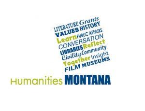 Humanities Missoula Logo