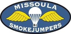 Missoula Smokejumpers Logo