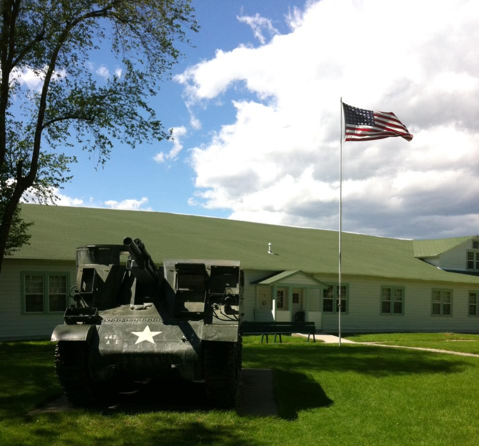 Front Image of Rocky Mountain Museum of Military History Building