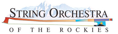 String Orchestra of the Rockies Logo