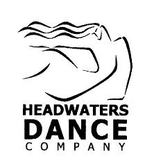 Headwaters Dance Company Logo