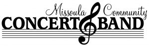 Missoula Community Concert Band Logo