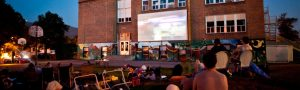 Image of Missoula Outdoor Cinema Screening